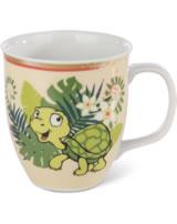 Nici Tasse Porzellan Schildköte grün 400 ml WILD FRIENDS 35