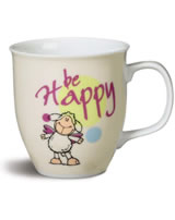 Nici Tasse Schaf Jolly - Be happy