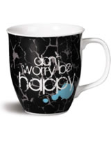 Nici Tasse Schaf Jolly - Don´t worry be happy