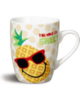 Nici Tasse Smiley Ananas