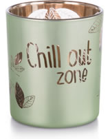 Nici Teelichthalter Faultier Chill out zone