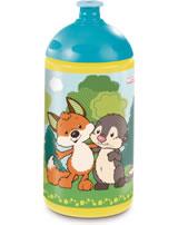 Nici Trinkflasche Forest Friends Fuchs und Freunde 0,5ll