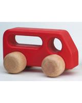Ostheimer Bus groß rot