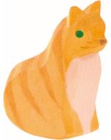 Ostheimer Katze sitzend