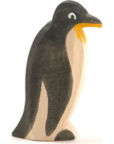 Ostheimer Pinguin Schnabel gerade