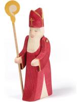 Ostheimer St. Nikolaus klein mit Stab