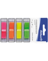 Pelikan Pagemarker Neon Mix 4 x 12 x 45 mm, 160 Blatt