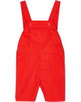 Petit Bateau Baby dungarees for boys spicy 52924-02