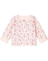 Petit Bateau Mädchen-Jacke mit floralem Muster fleur/multicolor 53143-01