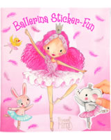 Princess Mimi Ballerina Sticker-Fun