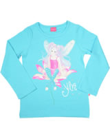Ylvi and the Minimoomis T-Shirt Langarm YLVI MIT EINHORN rosa 84809-821