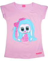 Ylvi and the Minimoomis T-Shirt Kurzarm COOCO rosa 84812-894