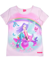Ylvi and the Minimoomis T-Shirt Kurzarm YLVI rosa 84816-823