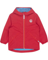 Finkid Zip-In Jacke PUUSKIAINEN red/grenadine 3023073-200244