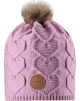Reima Strickmütze Beanie KNITT soft rose pink 538082-4100