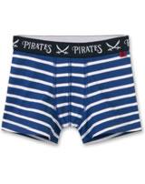 Sanetta Boxershort Unterhose PIRATES caribian blue 334335-50300