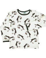 Smafolk T-Shirt Langarm PINGUIN cream 64-0019-199