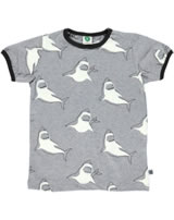 Smafolk T-Shirt Kurzarm HAI grey mix 72-1002-235