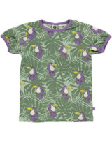 Smafolk Shirt manches courtes TOUCAN orchid 72-1016-605