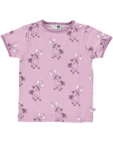Smafolk Shirt manches courtes CHEVAUX silver pink 72-1029-508