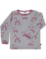 Smafolk Shirt manches longues DEERS wilde dove 73-0034-234