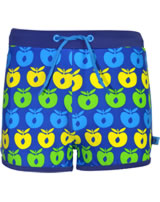 Smafolk Badeshorts APPLES UV 50+ apple blue 51-9921-027