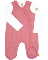 Steiff 2 tlg. Set Spieler und T-Shirt Langarm LITTLE PEACH allover 6912145-0003