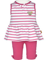 Steiff 2tlg. Set Tunika und Leggings LITTLE DOVES fruit dove 6912205-2203