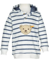 Steiff Sweatshirt mit Kapuze SOLAR POWER stripe 6713633-0001