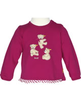 Steiff Sweatshirt SWEET TEDDY GIRL vivacious 6722123-2173