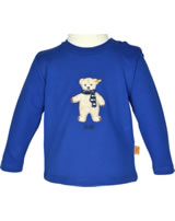 Steiff Sweatshirt SWEET TEDDY BOY sodalite blue 6722523-3136