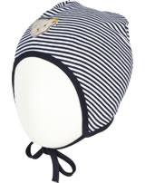 Steiff Hat BEAR CREW stripes steiff navy 2012118-3032
