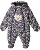 Steiff Baby Snow suit OUTDOOR black iris 1923809-3032