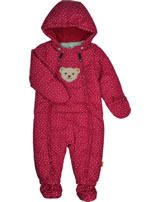 Steiff Baby Snow suit OUTDOOR tango red 1923809-4008