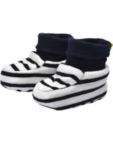 Steiff Baby-Schuhe Nicki WINTER COLOR NICKY marine 6842920-3032