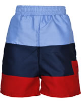 Steiff Badeshorts / Bermuda CRAB MEETS STRIPES BOY forever blue 2014616-6027