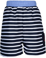Steiff Badeshorts / Bermuda CRAB MEETS STRIPES BOY steiff navy 2014617-3032
