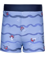 Steiff Badeshorts CRAB MEETS STRIPES BOY forever blue 2014605-6027