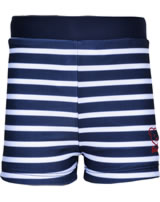 Steiff Badeshorts CRAB MEETS STRIPES BOY steiff navy 2014606-3032