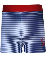 Steiff Badeshorts CRAB MEETS STRIPES BOY steiff navy 2014607-3032