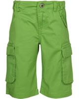 Steiff Bermuda Skaterlänge SAILING TOUR Mini Boy meadow green 6913505-5560