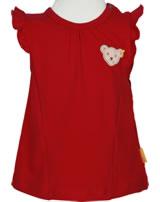 Steiff Shirt sleeveles AHOI BABY tango red 2012222-4008