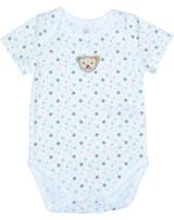 Steiff Body Kurzarm BABY UNISEX ORGANIC bright white 001912513-1000