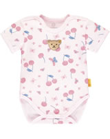 Steiff Body Kurzarm BEAR AND CHERRY barely pink 2013204-2560