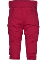 Steiff Trousers COSY BLUE tango red 1921310-4008