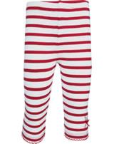 Steiff Capri leggings AHOI MINI! tango red 2012519-4008