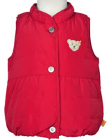 Steiff Reversible Down Vest CLASSIC RED jester red 6843207-2120