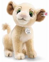 Steiff Disney Lion King Nala 24 cm Mohair blond sitzend 355370