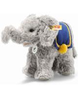 Steiff Elefant 22 cm Mohair grau stehend 031083