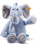 Steiff éléphant Earz 39 cm bleu 062544